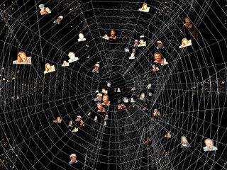 La tela de araña de Internet favorece la difusión de ideas políticas