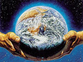 El desigual planeta Tierra