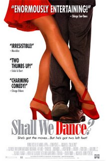 Póster de Shall We Dansu?