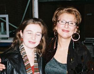 Silvia Ruiz y Janis Siegel (2005)