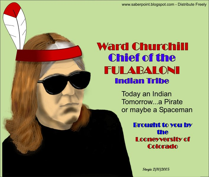 essays by ward churchill