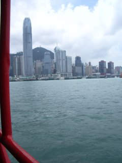 Skyscrapers, Central, Hong Kong Island