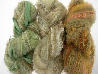 soft colors of Magic Ball yarn