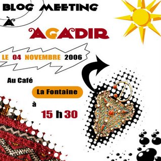 Blog Meeting Agadir