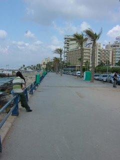 La Corniche de Beyrouth