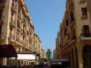 Rue du Parlement Beyrouth