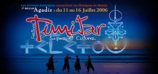 Festival International Timitar d'Agadir Source: www.festivaltimitar.com