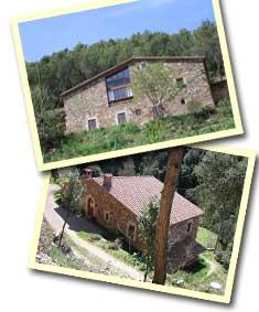 C b femenino pere de tera casa rural en el montseny for Casa rural montseny