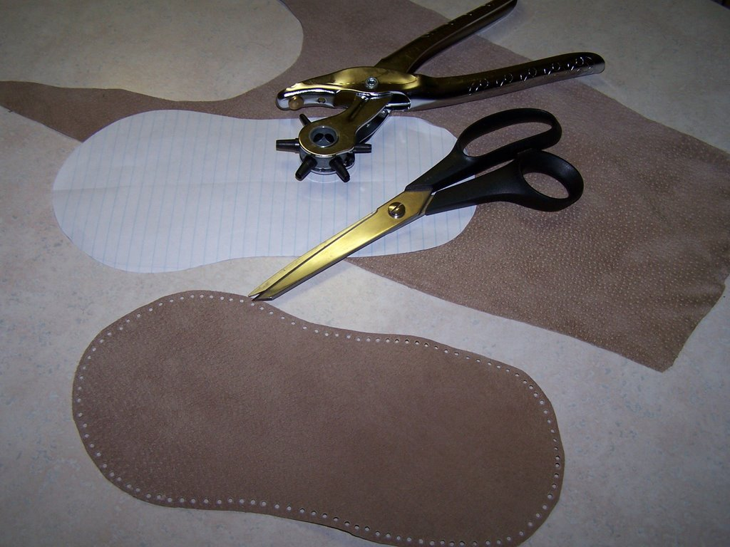 Pattern For Crochet Slippers With Leather Soles Stav