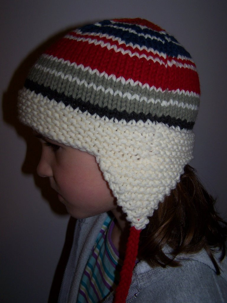 See Jayne Knit: Free Patterns: Matt\'s Hat