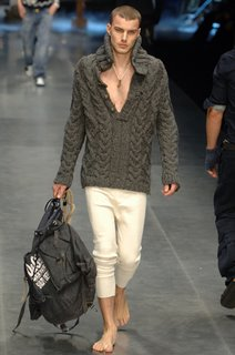 fall 2006 menswear trends