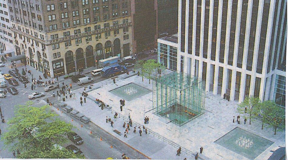 Amp power apple store ground zero memorial - Ground zero pools ...