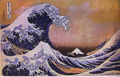 Hokusai Konagawa