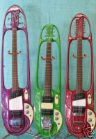 Strawberry Alarm Clock Guitars