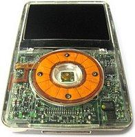 Naked iPod