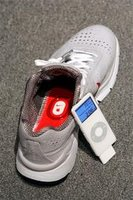 IPod and Nike