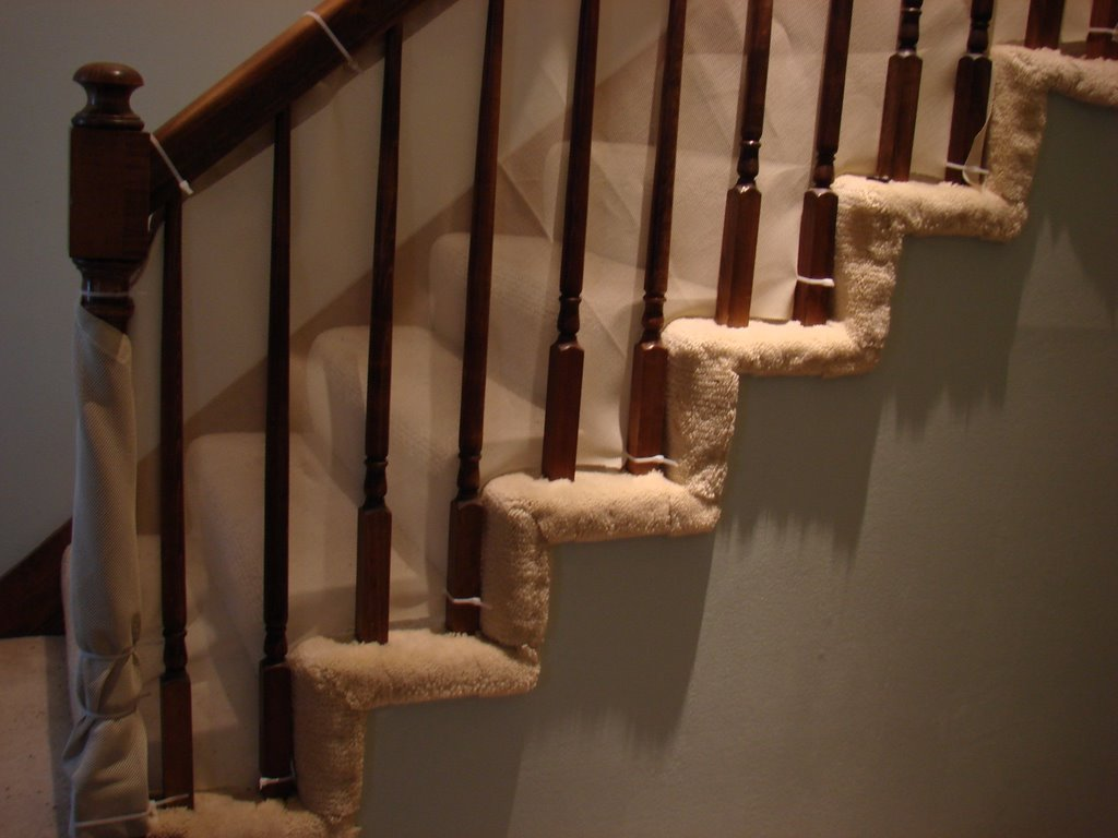 Baby Toolkit: Mind The Gaps: Babyproofing A Railing U0026 Banister Without  Breaking The Bank
