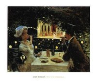 Jean Beraud, Dinner at Les Ambassadeurs