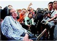 Hawking Takes Beijing