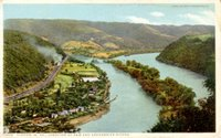 New and Greenbrier Rivers