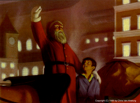 Chris van Allsburg, The Polar Express