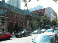 Montreal, Rue Sherbrooke