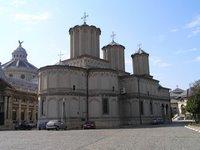 Catedrala Patriarhiei Romane, unde va fi canonizat Grigore Dascalul