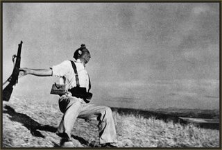 Robert Capa, Death of a Militiaman
