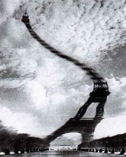 Robert Doisneau, La Tour Eiffel
