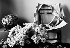 Andre Kertesz, Flowers to Elisabeth