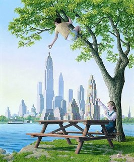 Rob Gonsalves, Table Top Towers