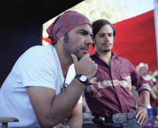 Alejandro González Iñárritu si Gael Garcia Bernal