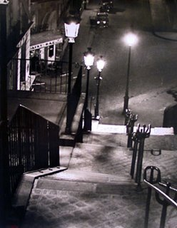 Andre Kertesz, The Daisy Bar, Montmartre, 1930