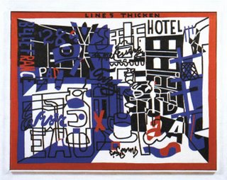 Stuart Davis, The Paris Bit