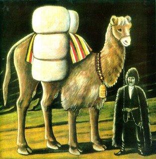 Niko Pirosmani, A Tatar Cameleer