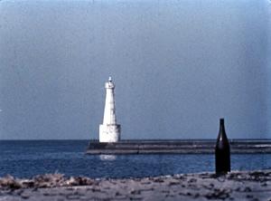 Imagine din filmul 'Buruieni plutitoare' de Yasujiro Ozu