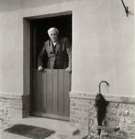 Robert Doisneau, George Braque a Varengeville
