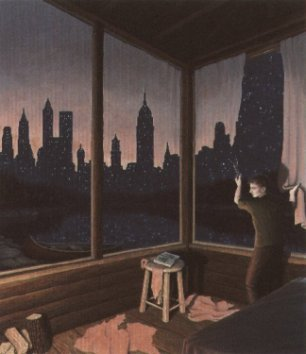 Rob Gonsalves, Change of Scenery