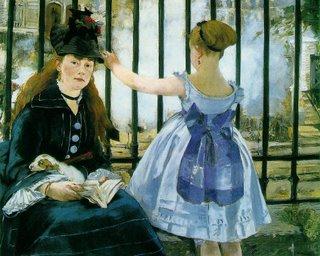 Edouard Manet, Le Chemin de Fer