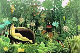 Henri Rousseau le Douanier, Dream