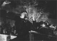 Robert Capa, Trotzki in Copenhagen, 1932
