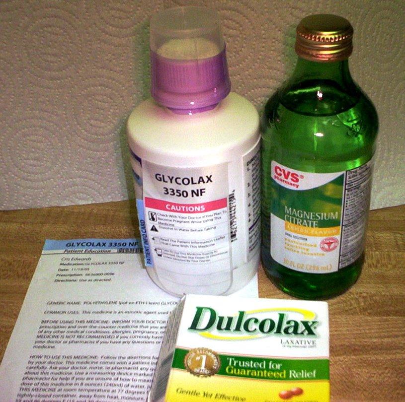 Dulcolax Tablets For Colonoscopy Prep