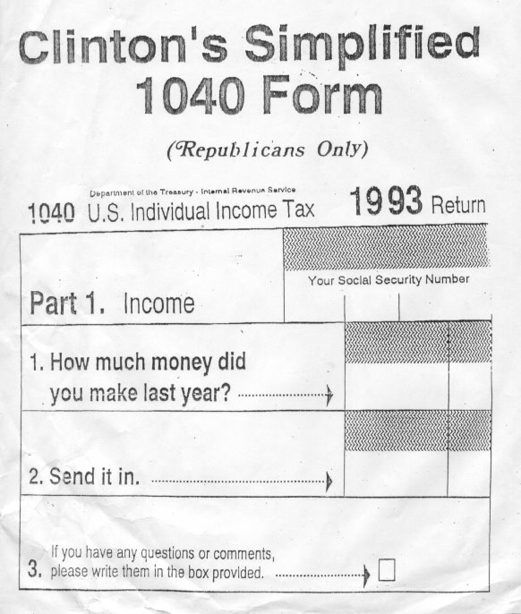 Redesign 1040 Individual Income Tax Return Form Check Out Some