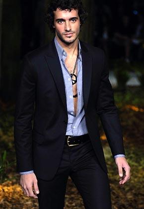 Ricardo Almeida Men's Clothing Designer designer Ricardo Almeida
