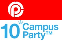 Logo 10th Campus Party