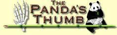 The Panda's Thumb is the virtual pub of the University of Ediacara.