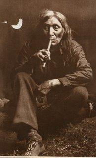 Portrait d'indien, dessin d'indien d'amérique, mine graphite