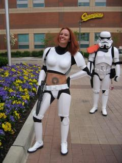 Hot Stormtroopers Gone Wild!!