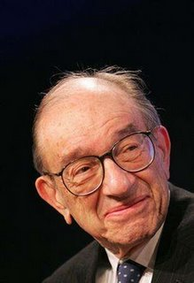 I think I Will Get Greenspan to Speak at My Garden Club
