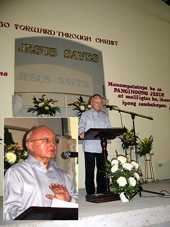 Baptist Churches in the Philippines: October 2006